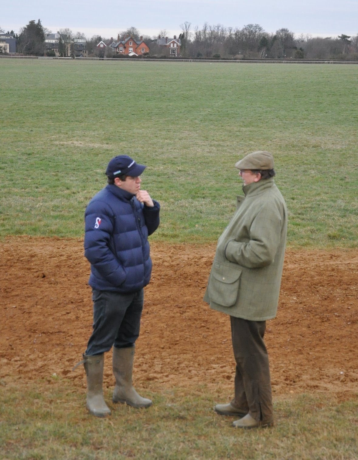 20-The_Guvnor_discussing_the_training_grounds_with_Nick_Patton